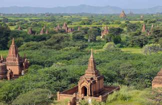 Temples et pagodes de Bagan
