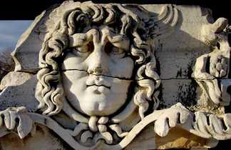 Tête d'Apollon, temple de Dydime