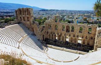 théâtre antique Grèce