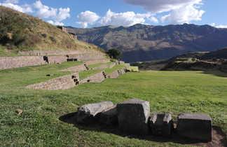 Tipon, site archéologique en vallée sacrée sud