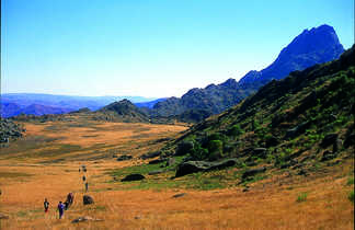 Trek dans le massif de l'Andringitra