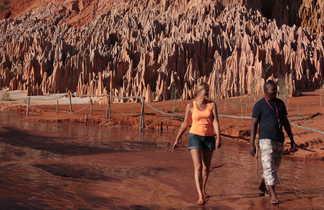 Trek dans les Tsingys rouges