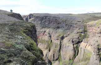 Trek de Laugavegur, Islande