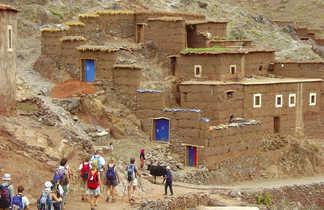 Trek Toubkal, Maroc