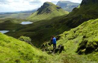 Trekking ile Skye