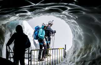 Tunnel de glace