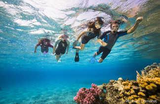 Une croisière snorkeling en Egypte : des souvenirs inoubliables pour toute la famille !