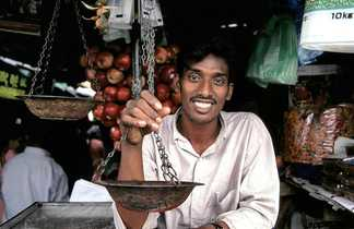 Une épicerie Sri Lankaise