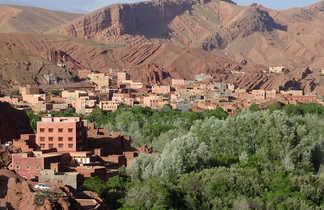 Vallée du Dades, Maroc