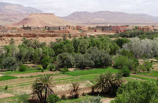 Vallée du Todra, Maroc