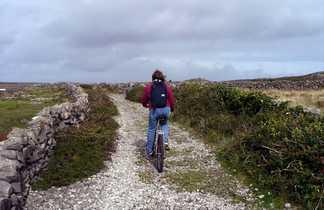 Vélo liberté Connemara Irlande