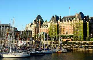 Victoria, île de Vancouver