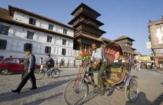 Vie locale à Katmandou