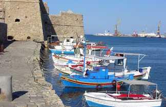 Vieux port d'Héraklion