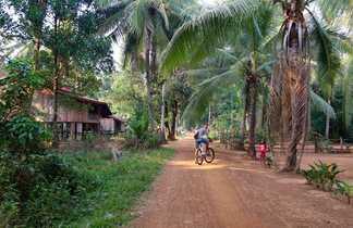 Village de Chi Path, voyage Cambodge