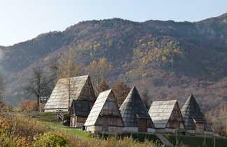 Village de Polye, Montenegro