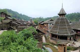 Village Dong Guizhou