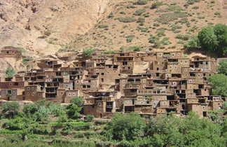 Village du Toubkal, Maroc