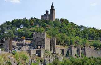 Ville de  Veliko Tarnovo en Bulgarie