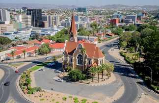 Ville de Windhoek