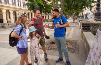 Visite de la Havane en famille avec notre guide local