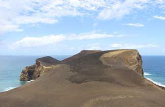 Volcan de Calinhos, Ile de Faial, Açores