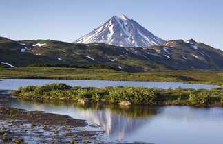 Volcan du Kamchatka