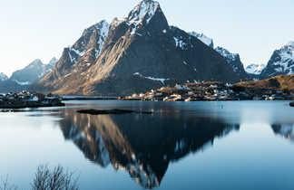 Voyage à Reine, îles Lofoten