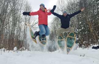 Voyage au Canada l'hiver