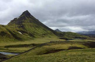 Voyage trek en Islande