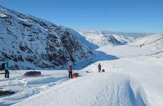 Voyages hiver en Arctique