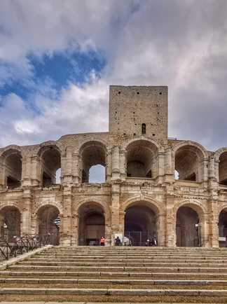Arles Arenes