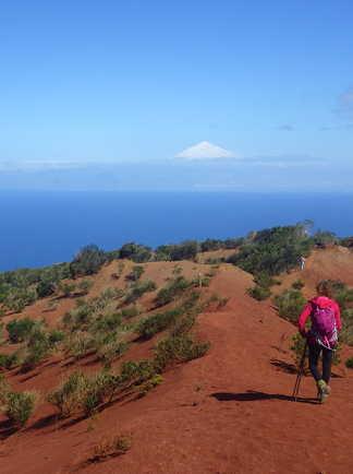 Randonnée Canaries Gomera Teide