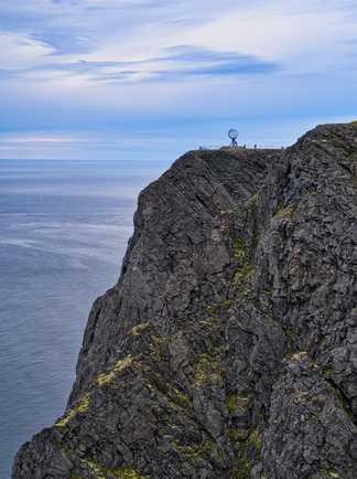 Cap Nord, Laponie norvégienne