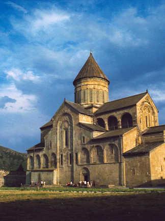Cathédrale de Svétitskhovéli, Mtskheta