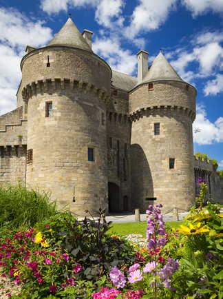 Chateau de Guerande, Bretagne