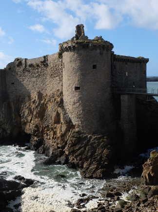 Château de l'île d'Yeu
