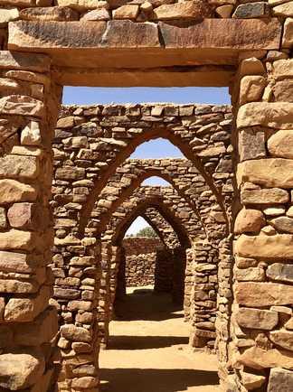 Cité caravanière de Ouadane, Mauritanie