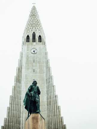 Photo de l'église de Reykjavík