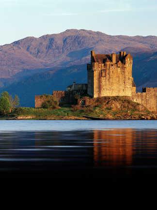 Eilean Donan Castle, Loch Duich