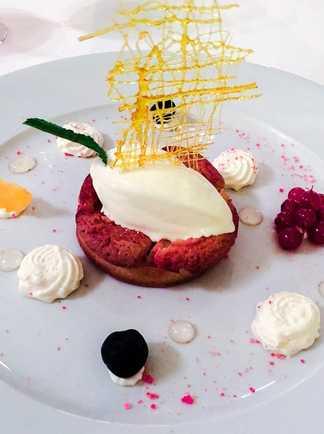 Gâteau en Bourgogne Nord