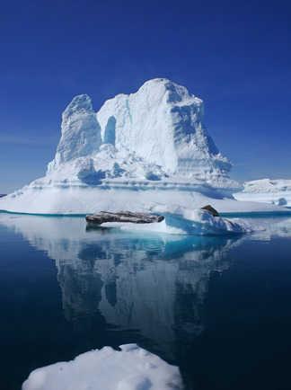 Glaces du Groenland