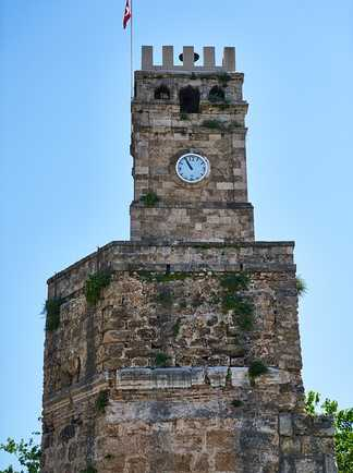 Horloge d'Antalya