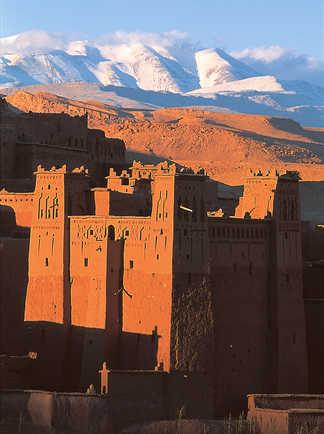 Kasbah d'Aït Ben Haddou, Maroc