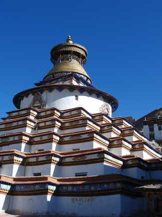Monastère de Tashilunpo à Shakya