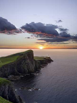 Phare de Neist Point, île de Skye, Ecosse