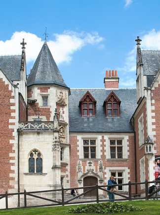 Amboise Payse Loire France