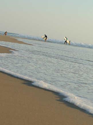 plage cote atlantique Moliets