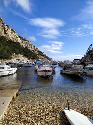 Port de Morgiou, Calanques de Marseille