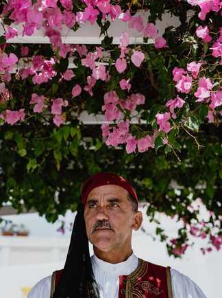 Portrait, voyage en Grèce